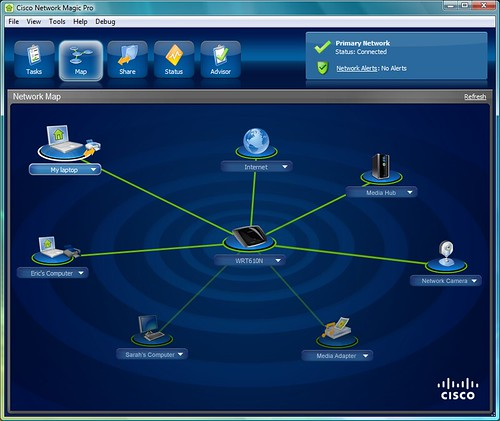 Network Magic Network Map Cisco Today Announced It Has
