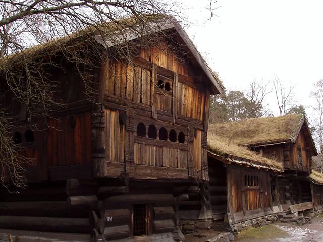 Museo del Pueblo Noruego (Bydoy, Oslo)