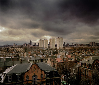 looking south from dalston 1988 | by chrisdb1