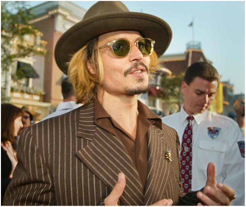 Johnny Depp | by ATempletonPhoto.com