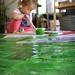 painting frog skin