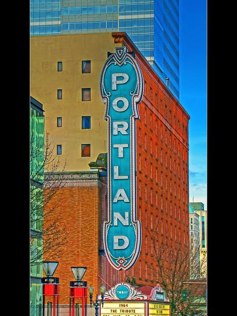 Arlene Schnitzer Concert Hall Portland Oregon HDR Flickr - Arlene schnitzer concert hall portland oregon