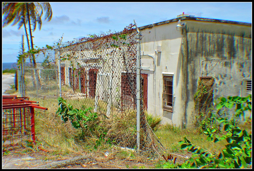 Old Us Naval Base  St Lucy Barbados