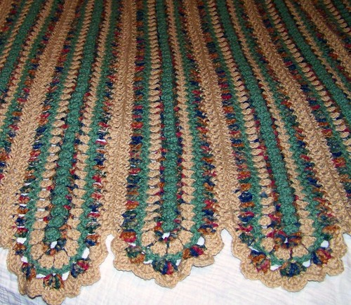 Crochet-Mile-A-Minute Afghan Flickr - Photo Sharing!