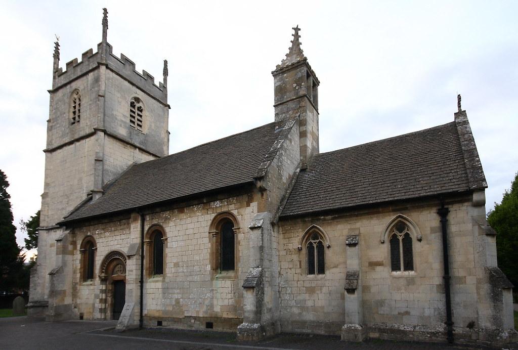 Gloucester Barnwood Church Of St Lawrence Parish