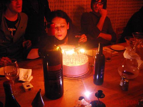 Aimee Nash Birthday 2006 Aimee Nash Then Of The