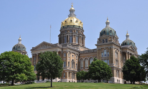 Iowa State Capitol | by jimbowen0306