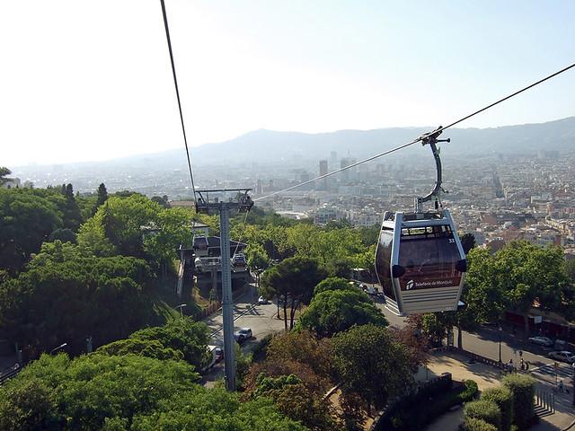 Фуникулер Монжуика (Montjuïc funicular)