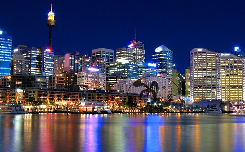 A Darling Harbour view - Sydney | by kees straver (will be back online soon friends)