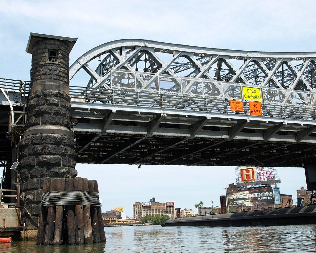 willis avenue bridge over harlem river  manhattan