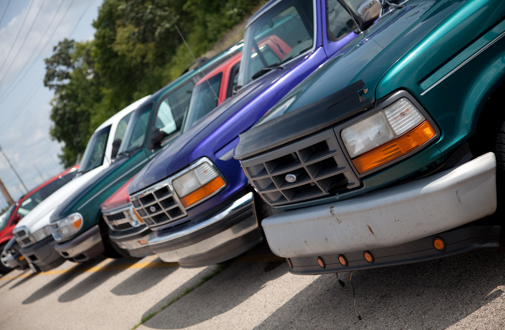 Cash For Clunkers >> Cash for clunkers | ...cars traded in as part of the governm… | Flickr
