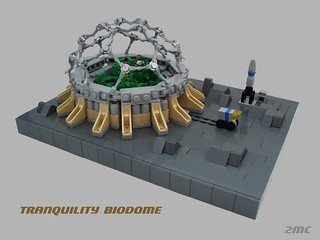 Tranquility Biodome | by 2 Much Caffeine