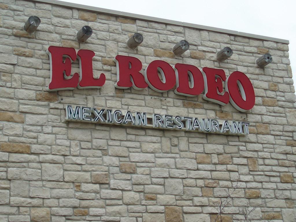 El Rodeo Mexican Restaurant West Des Moines Iowa
