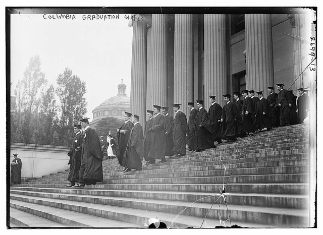 Columbia Graduation - 1913  (LOC)