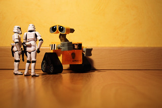 This is not the droid we're looking for | by Stéfan