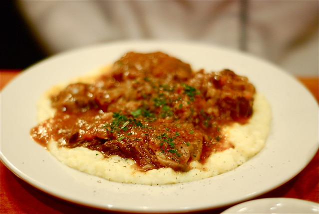 Ox tail ragu scalino flickr photo sharing for Scalinos park slope brooklyn
