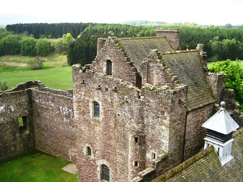 Doune Castle Near Stirling Scotland Flickr Photo Sharing