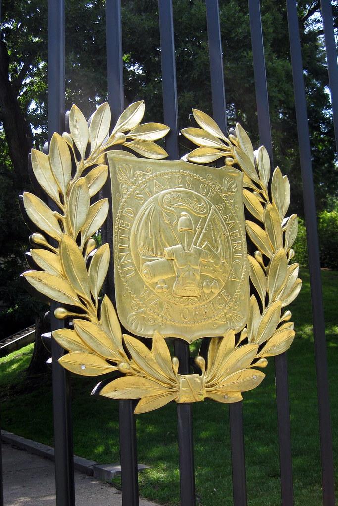 Virginia Arlington National Cemetery Roosevelt Gate A