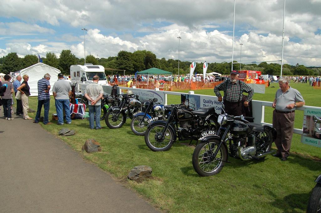 Corbridge Vintage Car Show
