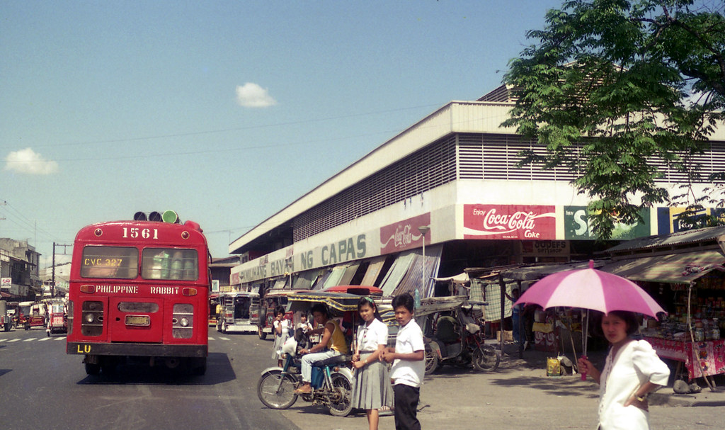 Philippine Rabbit Bus Co Isuzu Cvc 327 Fleet No 1561 In