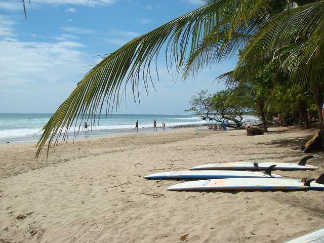 Playa Avellana