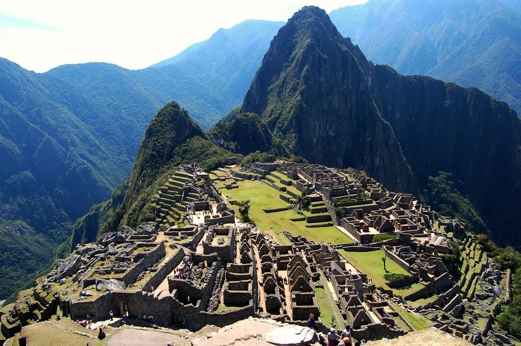 Macchu Piccu  Macchu Piccu, Peru  Stefan Heinrich  Flickr-8040