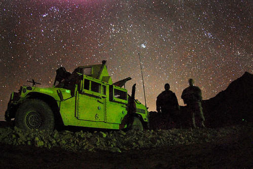 Starry Night | by The U.S. Army