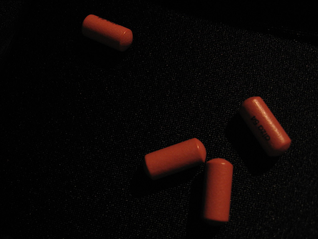 Concerta 54 mg taken with prozac