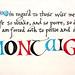 Montaigne Quote: Sketch