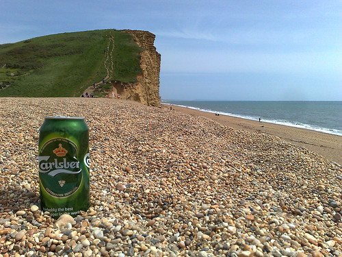 Carlsberg.... Probably the Best Lager in West Bay ;-) | by Podknox