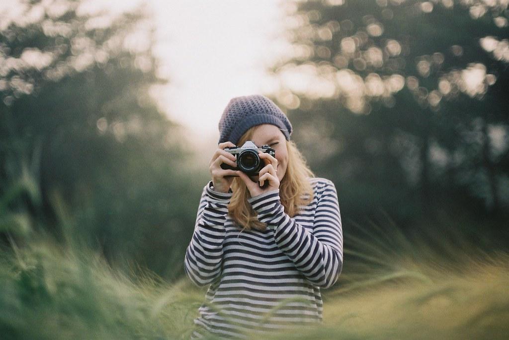 Minolta Srt 100x Rokkor 58mm F 1 2 Kodak Color Plus Flickr