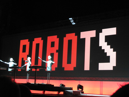 Kraftwerk, Manchester International Festival 2009 | by Andy Miah