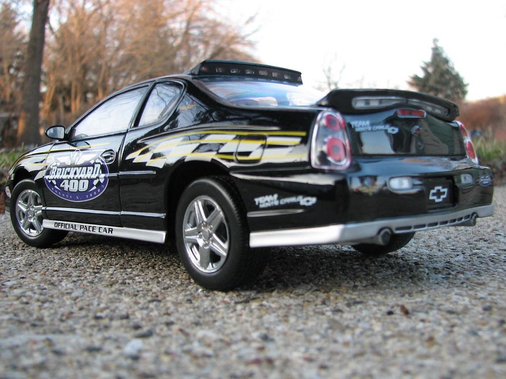 Ss Monte Carlo >> 2000 Monte Carlo SS Pace car   Brickyard 400 - Sun Star ...