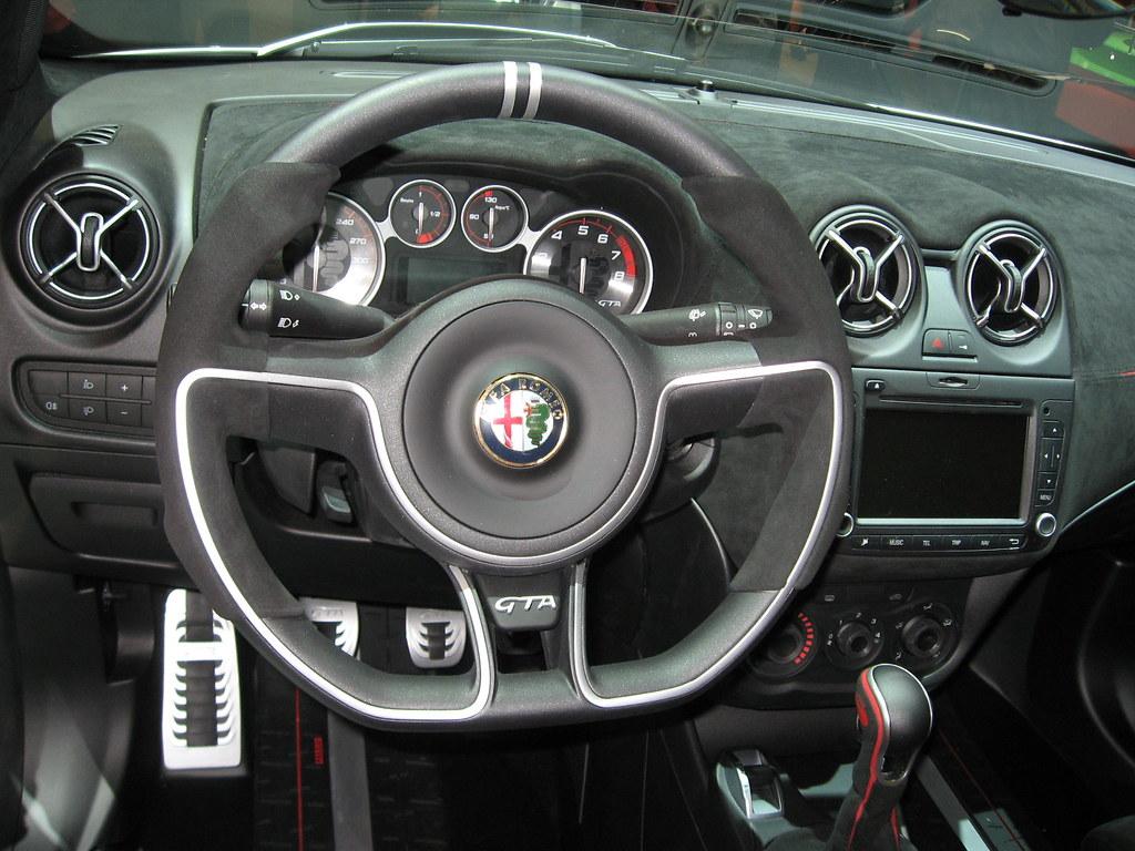 Mito Gta Volante Alfa Romeo Mito Official Channel Flickr