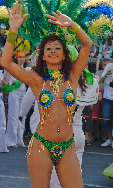Karneval Der Kulturen Berlin  Sapucaiu No Samba Artie Flickr