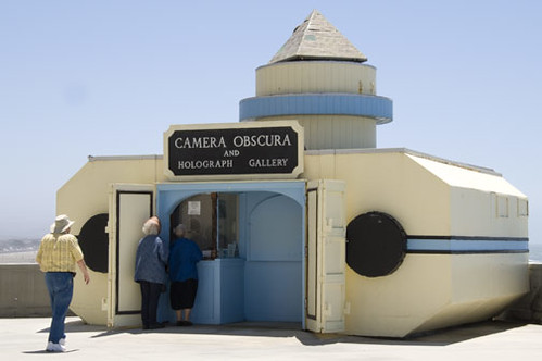 San Francisco, California Camera Obscura - Giant Camera - June 7, 2008 | by Photo_History - Here but not Happy