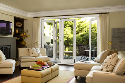 Home And Remodeling Show Home Family Room Jeld Wen Patio