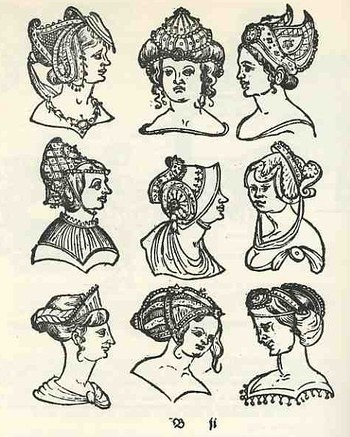 the in hair style