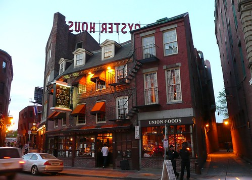 Boston, MA Union Oyster House | by army.arch