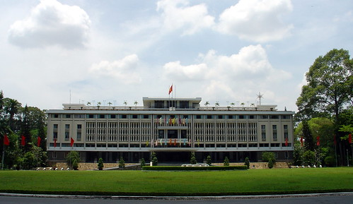 Reunification Palace, Ho Chi Minh City, Vietnam | by Eustaquio Santimano