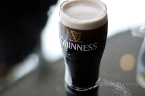 A Guinness pint ready for a first sip, Guinness Storehouse, Dublin, Ireland | by MsAdventuresinItaly