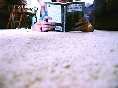 49/365 - summer reading. | by elemenopea