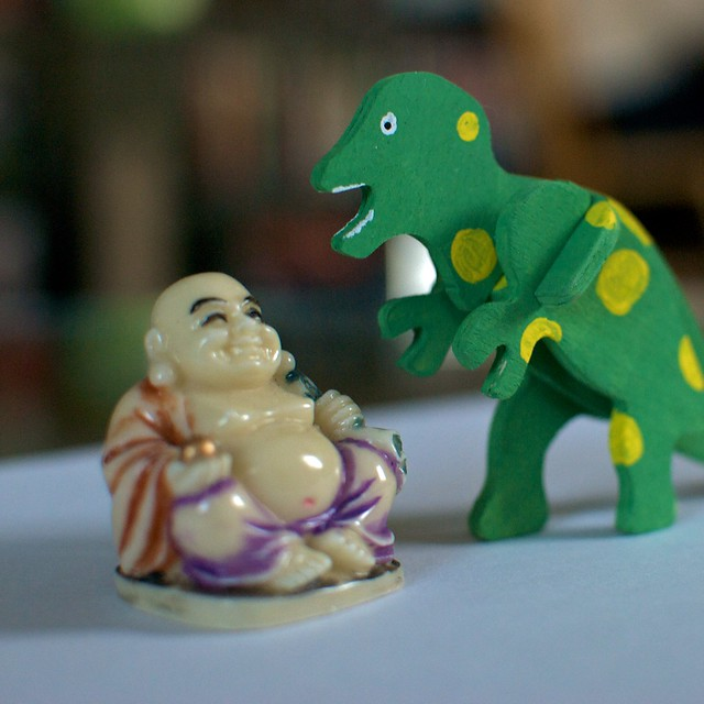dinosaur buddhist single men The lizard/dinosaur type creatures have their own language which uses their tales sci-fi series about a parallel world peopled by lizard men single word.