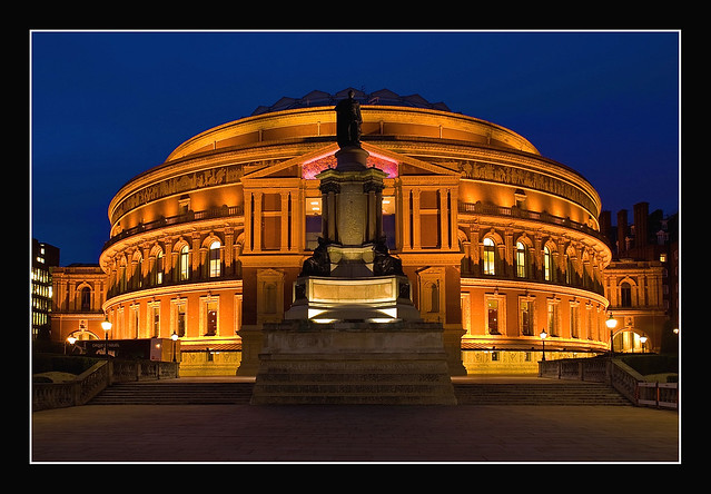 Royal albert hall posted is a picture of the royal for Door 4 royal albert hall