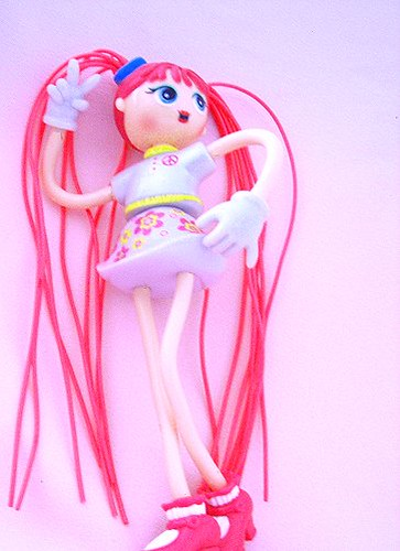 Betty Spaghetti Toys : Betty spaghetti dolls i was taking pictures of them to
