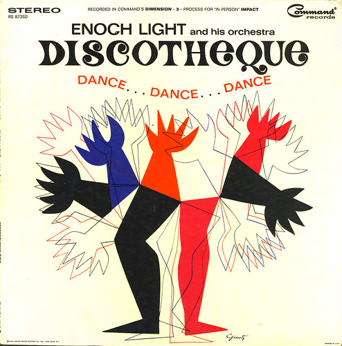 Enoch Light & His Orchestra - Discotheque | by Benjamin D. Hammond