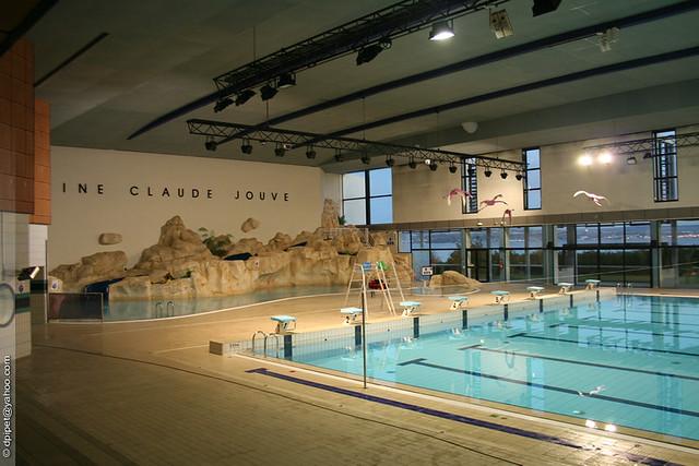 La piscine de berre l 39 tang la piscine claude jouve de for Piscine istres