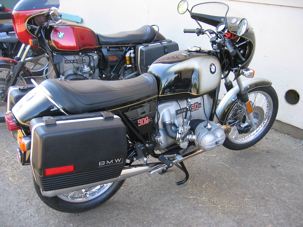 BMW R90S OVM Vintage Motorcycle Show Corvallis | www ...