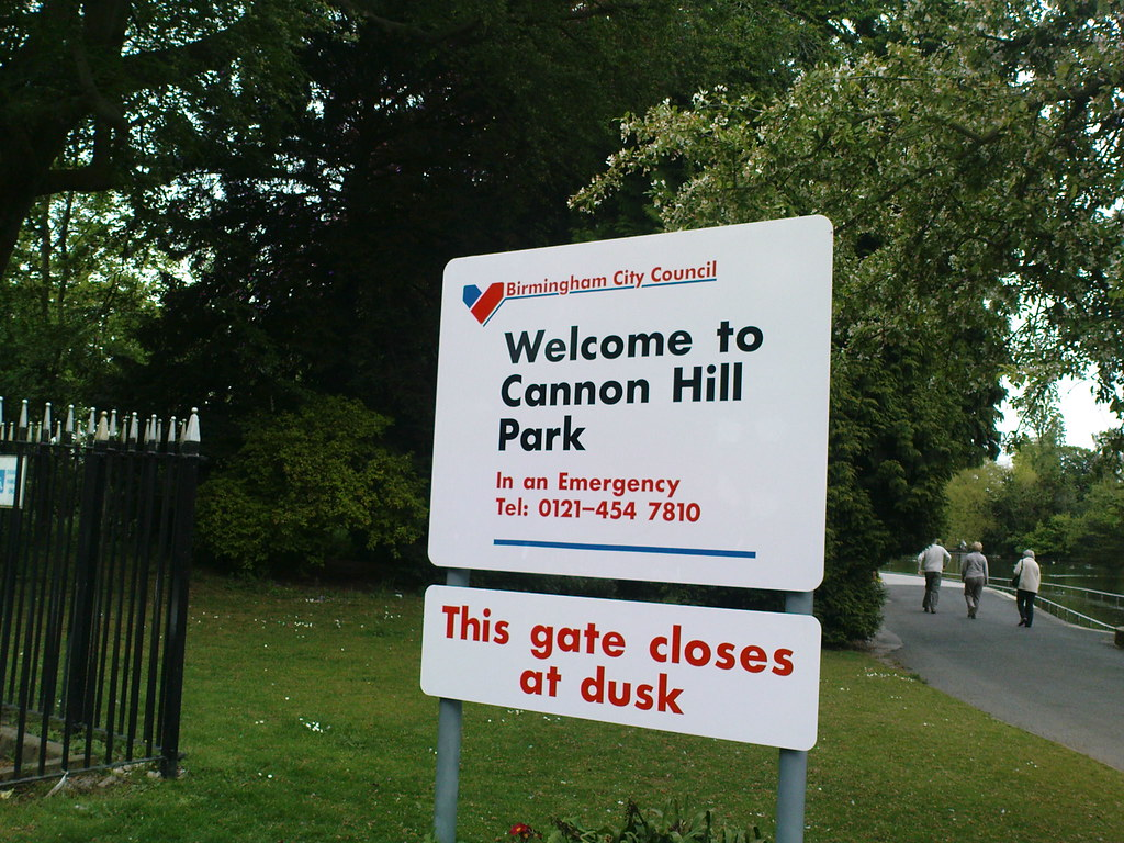 Cannon Hill Park Nature Reserve Prices