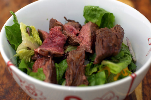 thai beef salad | by sassyradish
